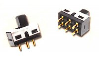 Slide Switches - Slide Switches Series 023