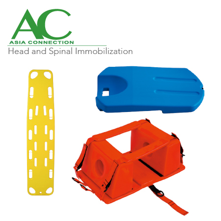 Head and Spinal Immobilization - Head and Spinal Immobilization