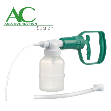 Suction - Disposable Medical Suction Products