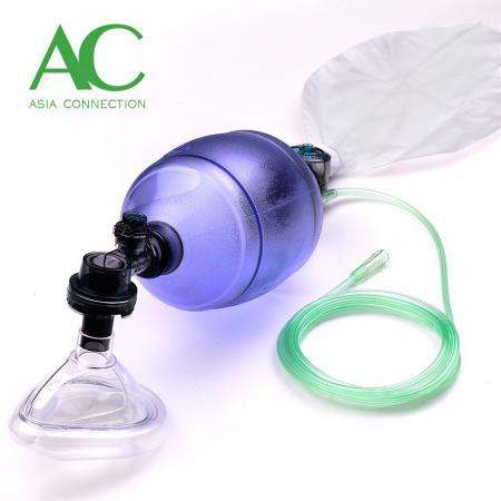 Adult Disposable Manual Resuscitator BVM - Adult Disposable Manual Resuscitator BVM