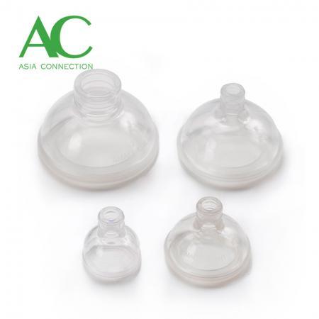 Neonatal Silicone Masks - Neonatal Silicone Masks