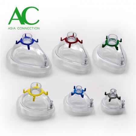 Air Cushion Anesthesia Masks with Valve - Air Cushion Anesthesia Masks with Valve