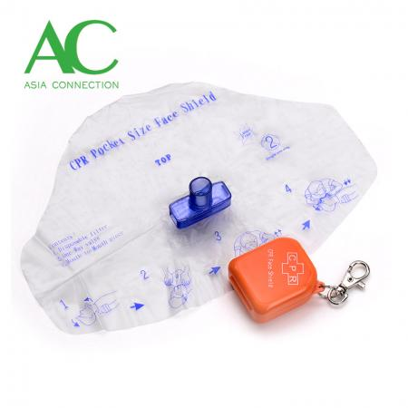 CPR Face Shield - CPR Face Shield
