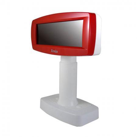 紅白色客戶顯示器VFD-890A