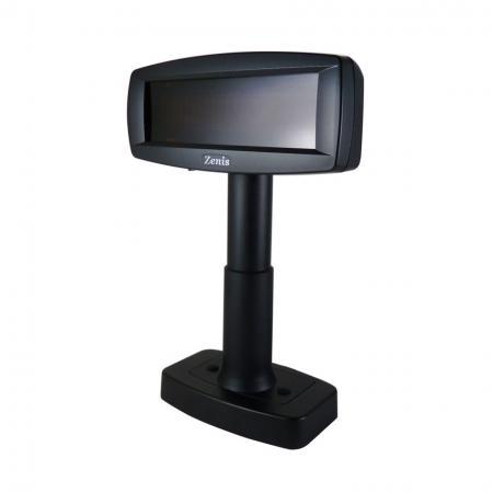 黑色客戶顯示器VFD-890A
