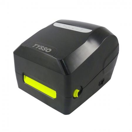 4 Inch Thermal Transfer / Thermal Direct 1D & 2D Barcode Label Printer - 4 Inch Thermal Transfer and Thermal Direct, 1D & 2D Barcode Label Printer - BLP-410