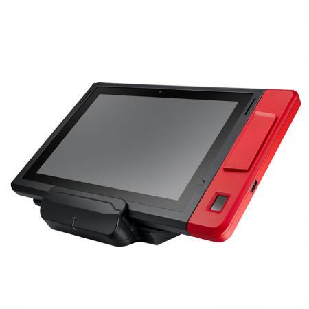 平板POS系統搭配多功能底座
