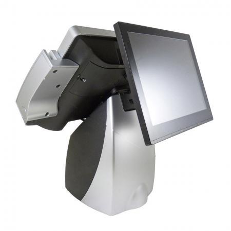 POS收銀機搭配第二LCD螢幕