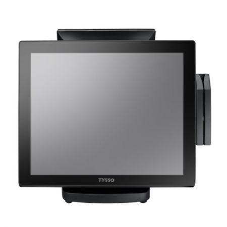 全平面17吋觸控螢幕收銀主機 - 全平面17吋觸控螢幕收銀主機