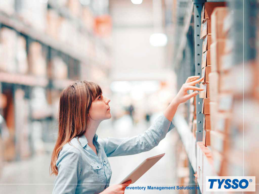 TYSSO provides inventory management solution for Warehouse