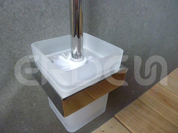 badezimmer wand befestigte edelstahl toilettenb rsten halter herstellung strongco. Black Bedroom Furniture Sets. Home Design Ideas