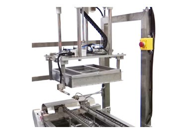 Auto. Stacking Tofu Mold Machine - Auto. Stacking Machine