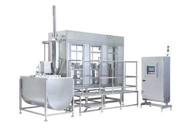 Automatic Soybean Milk Cooking Machine