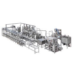 Mold Tofu, Silken Tofu Production Line