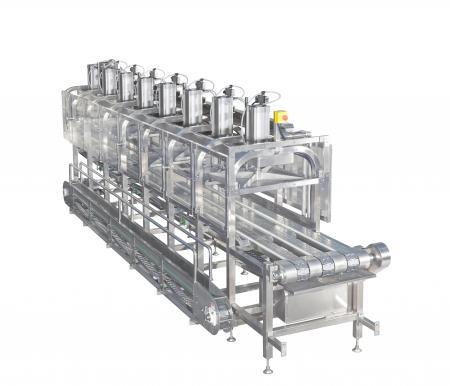Tofu Molds Pressing Machine - Tofu Pressing Machine