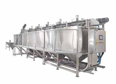 Soybean Soaking & Washing Machine