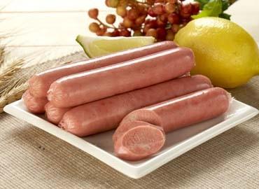 Vegan American Hot Dog - Vegan American Hot Dog