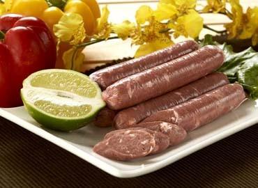 Vegan Chinese Sausage - Vegan Chinese Sausage