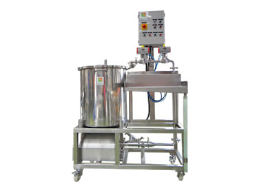 Soybean Milk Filling Machine