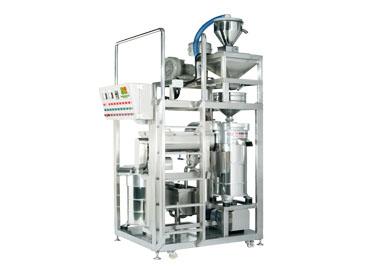 Twin Grinding & Okara Separating Machine
