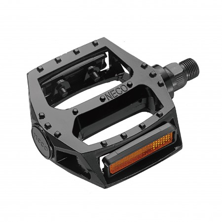 Alloy Pedals Series - Various kinds of materials can be chosen Axle: Cr-Mp, sealed bearings and ball retainer.