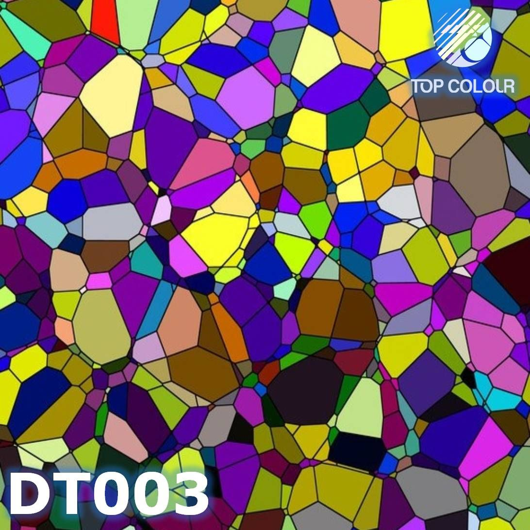 Digital Decorative Window Film - Digital Decorative Film DT003