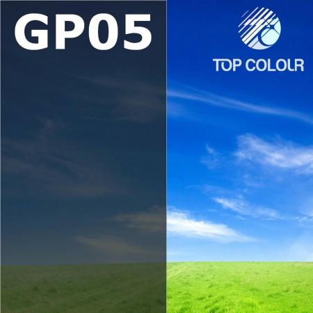Glue tinted window film GRAPHITE 7% - Tinted sun control film GP05
