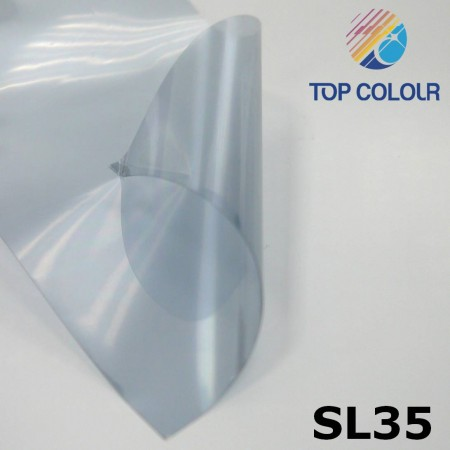 Reflective window film SILVER 35 - Reflective sun control film
