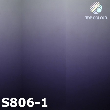 Top Tint Gradation Window Film S806-1 - Gradation sun strip film S806-1