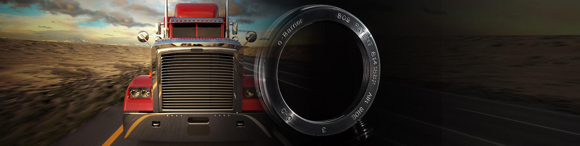 e-Barrier®  Wheel Seal