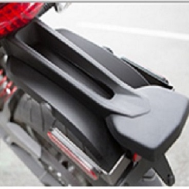 FORESHOT technology applied in Motorcycle Fender.