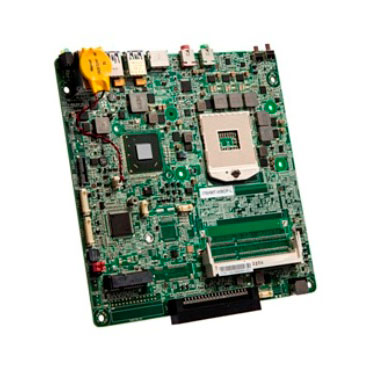 SMT applied in printed circuit board (PCB) design.