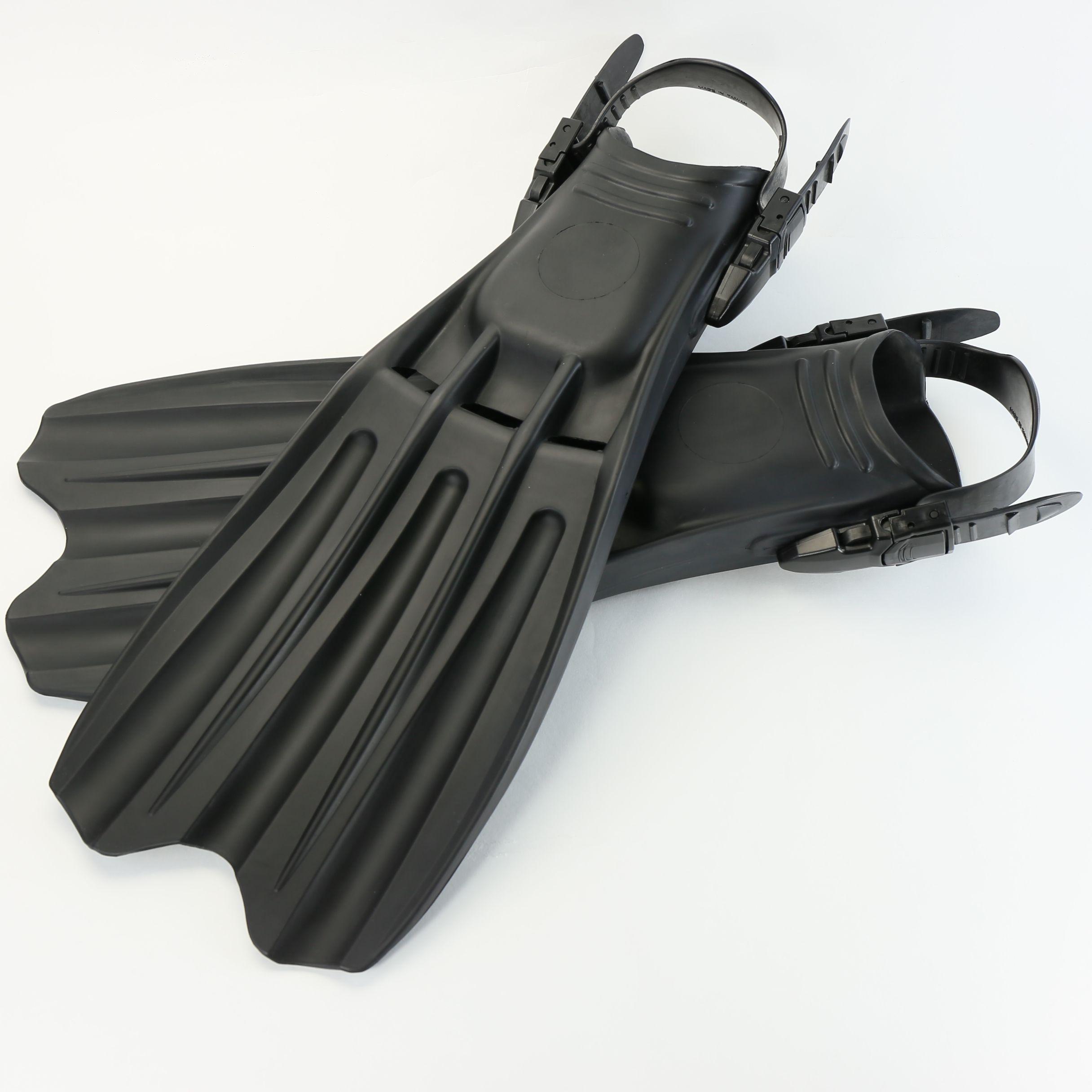 טוטם צבעוני צבאי JetFin - אקוואטק שחור