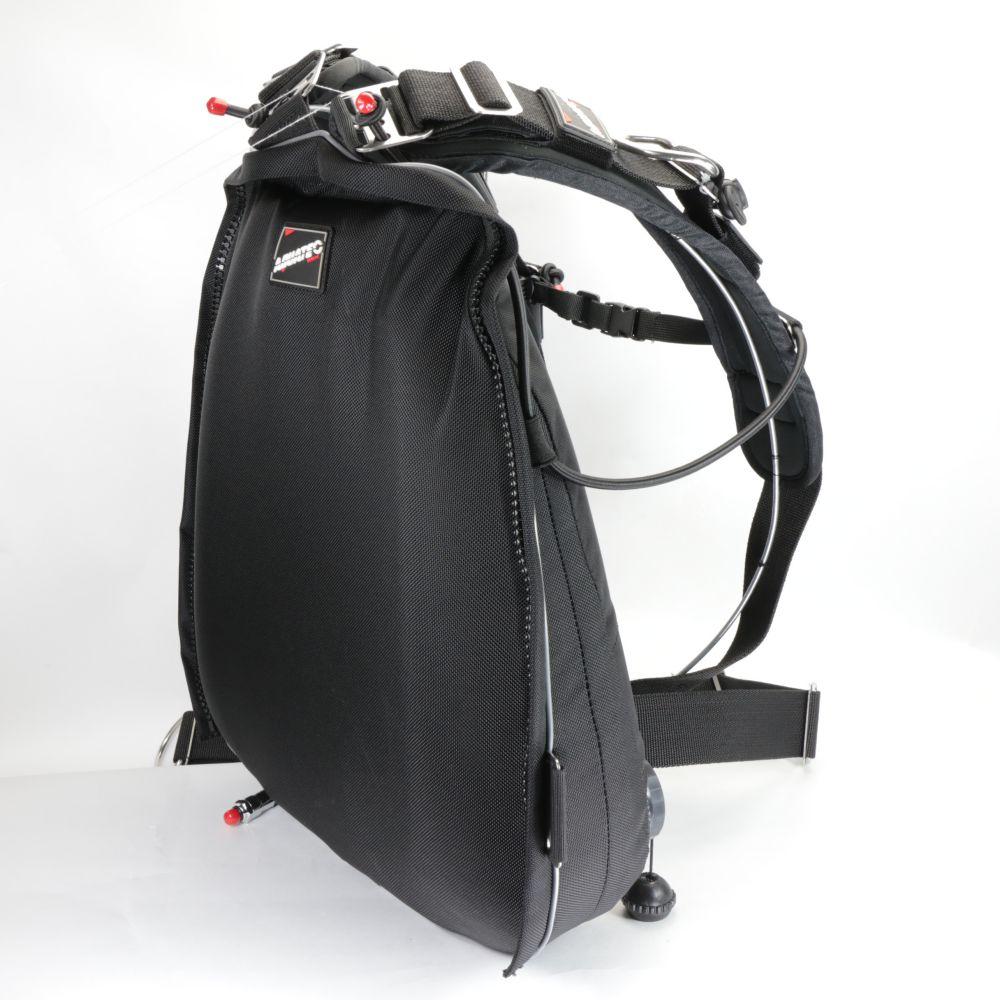 Sidemount airbag principal - Meu estilo principal Sidemount BCD.