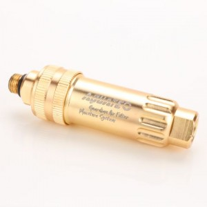黃金活性過濾加濕器。