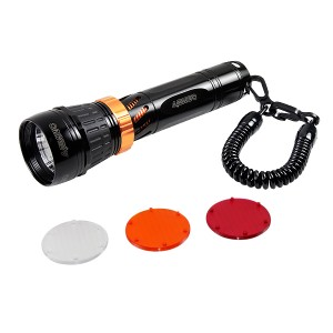 Linterna LED TecDivie - Antorcha de Buceo LED-3860
