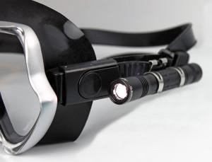 LED-1700 Diving LED Headlight - . LED-1700 LED Torch