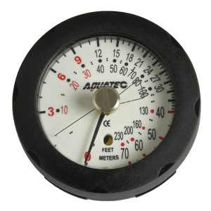 Dive Depth Gauge