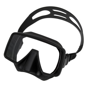 Scuba Low-Profile Mask - MK-350 -liuskamaskia