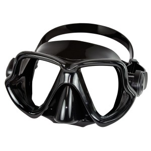 Menyelam Waparond Mask - Masker Scuba Sonrkels MK-400 (BK)
