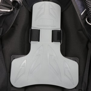 BCR-67 Soft TPR BackPad