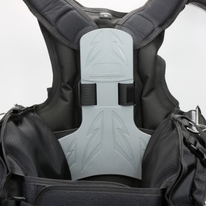 BCR-87 Soft TPR BackPad