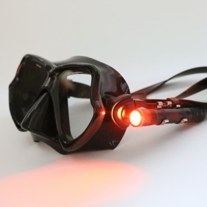 LED-1700R Scuba Mask Light