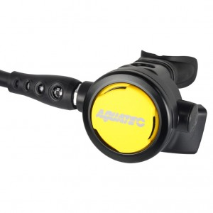 Scuba Non-Adjustable Octopus Regulator - RG-2100S (Y) Scuba Backup Tahap Kedua