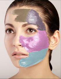 Mascarilla de barro facial