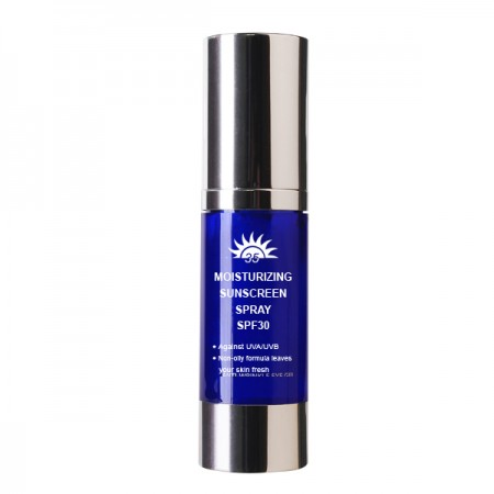 Brightening Sunscreen SPF30 (Purple)