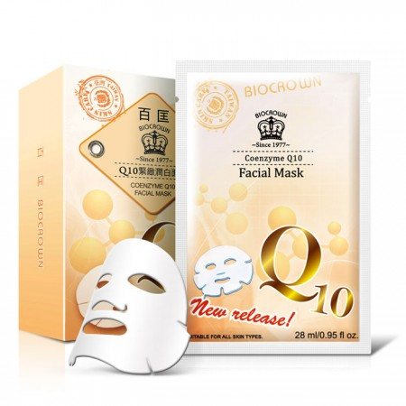 Coenzyme Q10 Facial Mask