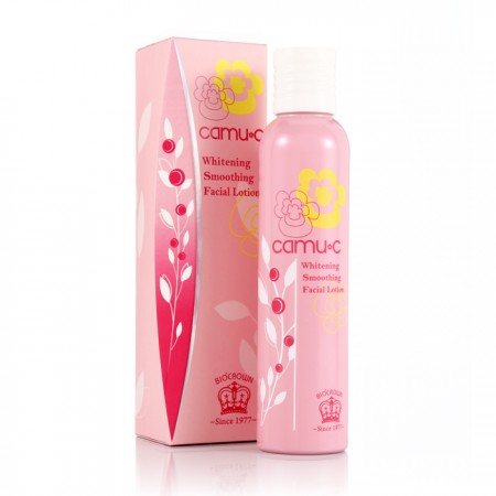 Camu-C Whitening Smoothing Facial Lotion
