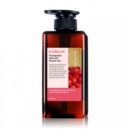 Pomegranate Shower Gel