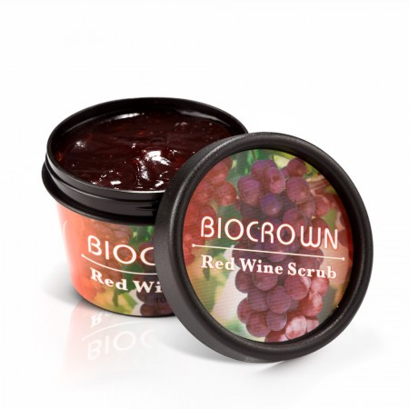 Red Wine Extract Softening Exfoliating Gel